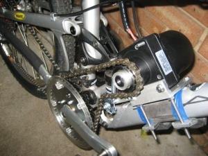 Аккумулятор на велосипеде