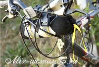 Сумка для велосипеда своими руками