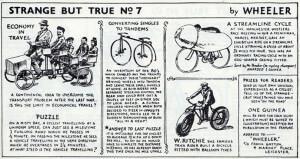 первая печатная информация о модели велосипеда fatbike