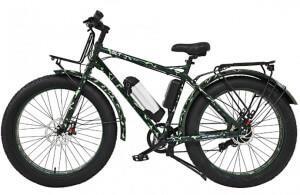 велосипед фэтбайк электро
