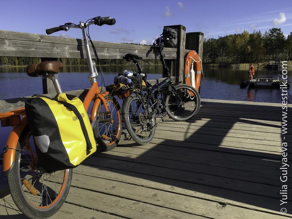 folding-bikes-складные велосипеды