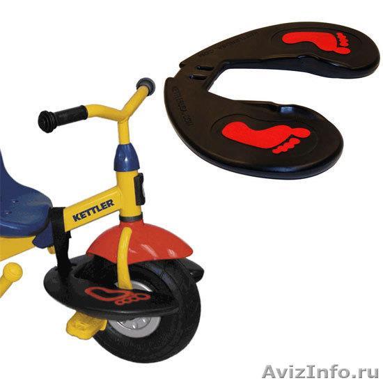 Подставка для ног на детский велосипед своими руками - Здесь найдется все!