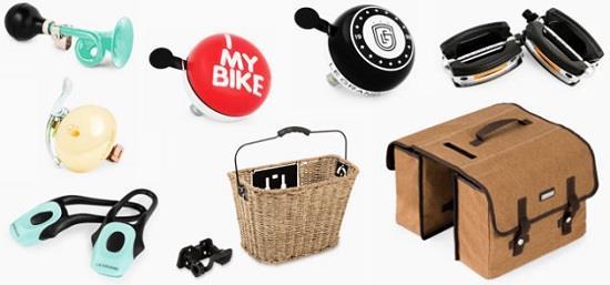 аксессуары для детского велосипеда