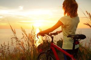 девушка-с-велосипедом