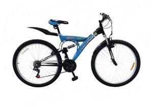 двухподвесный велосипед Challenger Mission