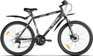 велосипед для прогулок Challenger Stark Black One