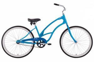 городской велосипед круизер haro