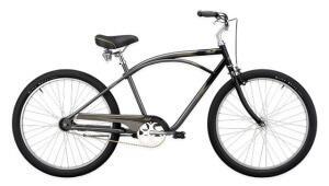 городской велосипед круизер felt