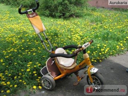 Детский трехколесный велосипед Safari trike