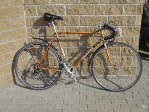шосейный велосипед хвз спорт