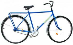 мужская модель велосипеда ХВЗ Украина