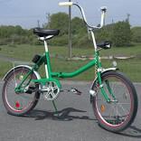 Белорусский складной велосипед Аист