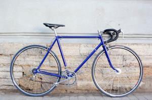 шосейный велосипед хвз турист