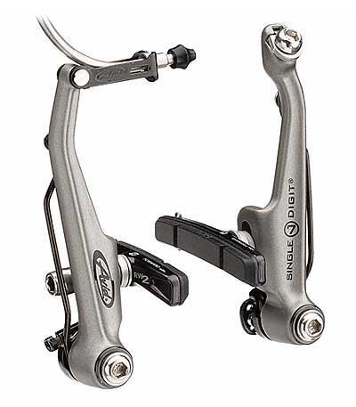 настройка тормозов v brake на велосипеде
