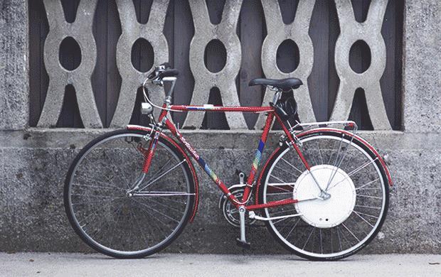 Умное колесо FlyKly