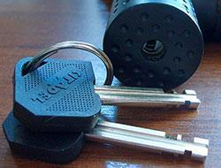 Ключ реверсивный с удобной ручкой.