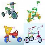 детские трехколесные велосипеды российских производителей