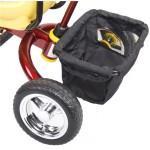 корзина трехколесного велосипеда