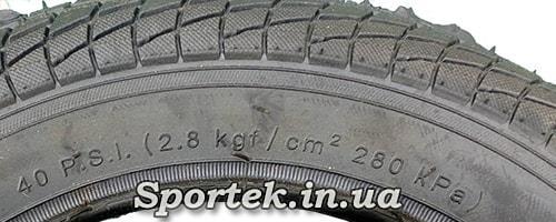 Обозначение давления в велопокрышке в PSI-kgf_cm2-kPa