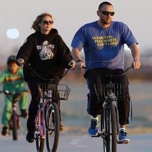 Расход калорий при катании на велосипеде бывает разным