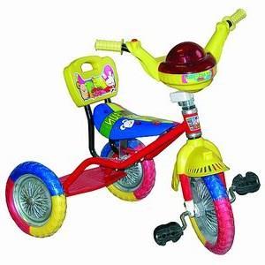 trehkolesnyj velosiped 6