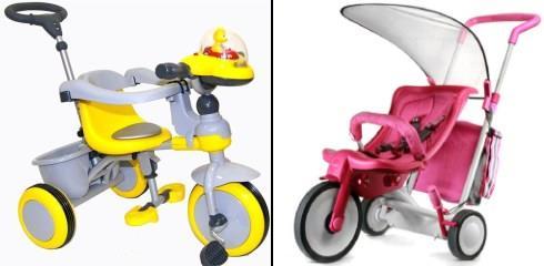 trehkolesnyj velosiped 4