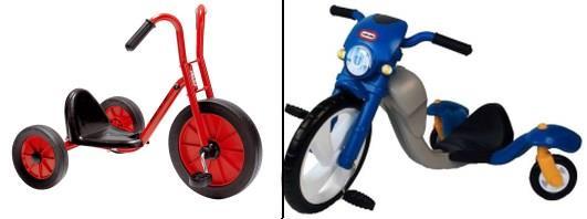trehkolesnyj velosiped 5