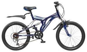 """подростковый велосипед novatrack titanium 20"""""""
