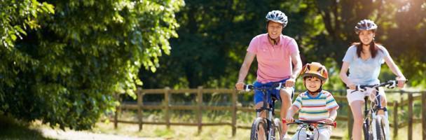 велосипед женский с корзиной