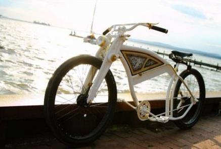 тюнинг велосипеда в домашних условиях фото 2