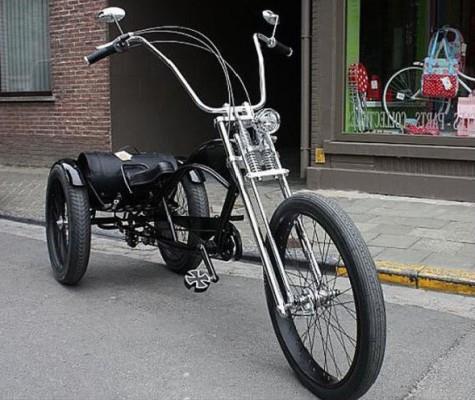 тюнинг велосипеда в домашних условиях фото 1