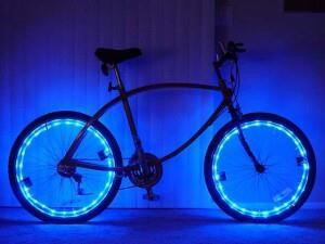 светодиодная подсветка на велосипед своими руками