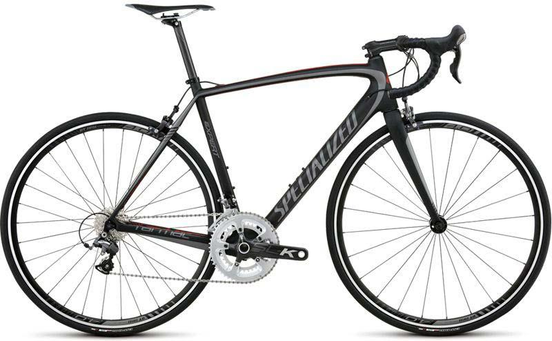 Карбоновый шоссейный велосипед Specialized Tarmac 4 Expert