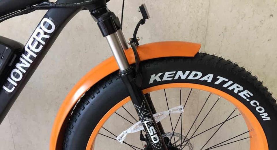 Самодельные велосипедные крыльев из металла