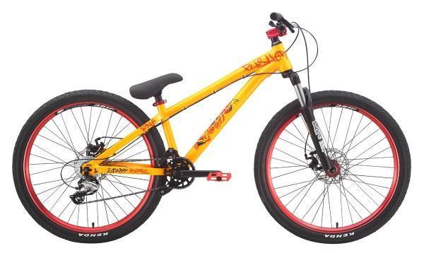 stark велосипеды производитель