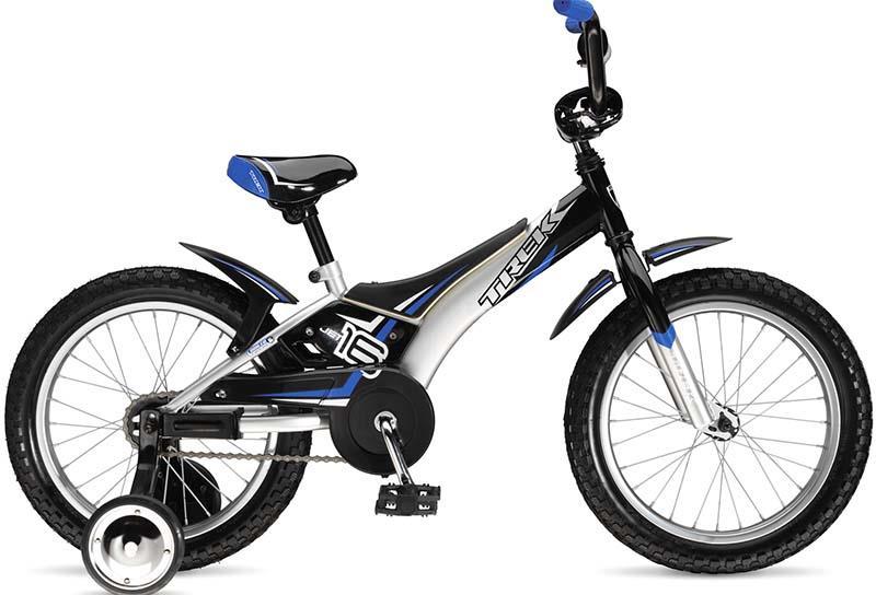 Детский горный велосипед Trek Jet 16