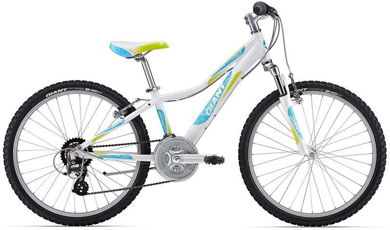 Горный велосипед для девочек Giant Areva 24