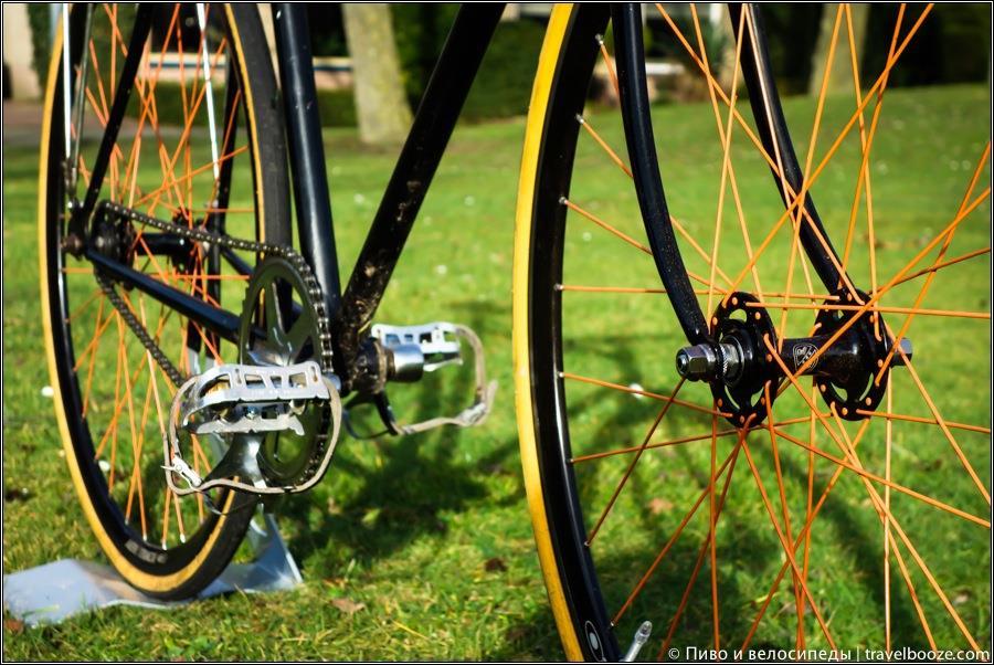 велосипед фиксед