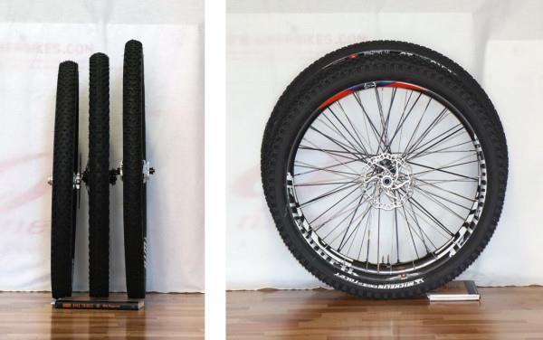 Велосипедные колеса разного размера