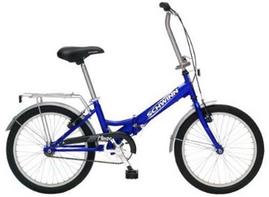 Недорогой складной велосипед Schwinn Hinge S2278