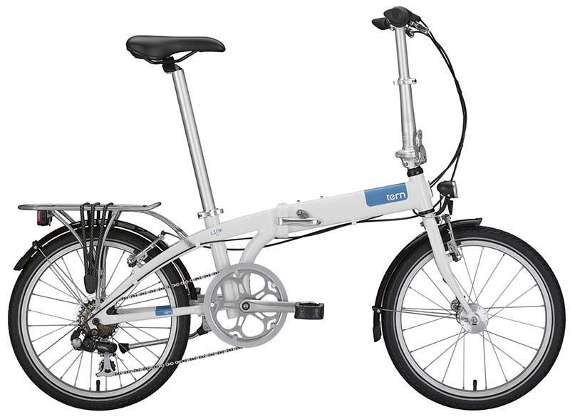 Самый лучший недорогой складной велосипед Tern Link C7