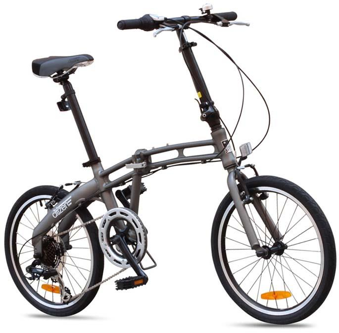 Недорогой складной велосипед Citizen Gotham 2