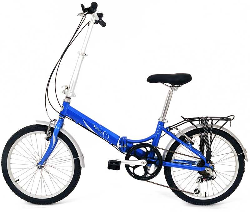 Недорогой складной велосипед Kettler Verso Cologne 20 VersoKT499-200