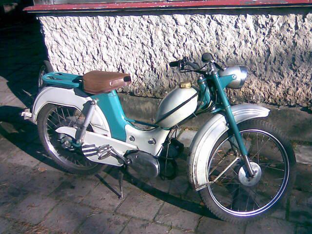 мопед Рига-3
