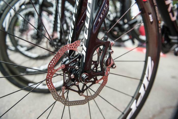 как устроены гидравлические тормоза на велосипеде