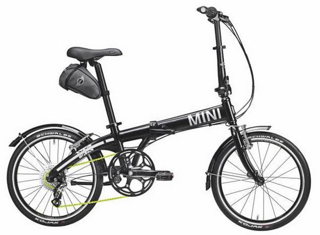Складной велосипед Mini