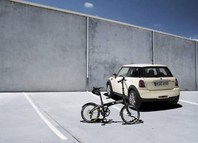 велосипед Mini