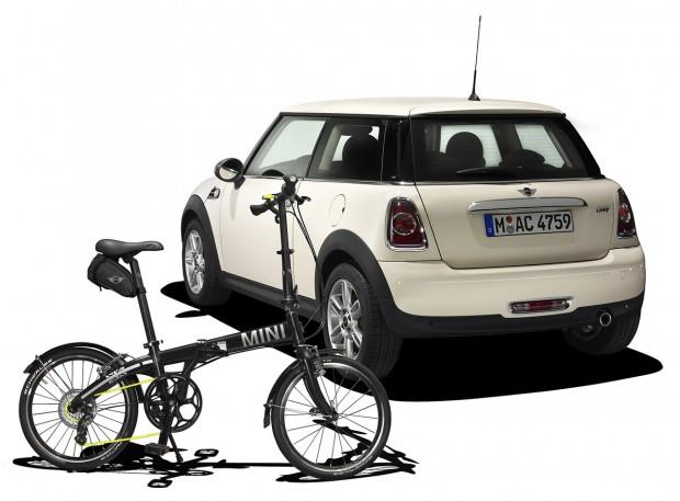 Складной велосипед Мини mini folding bike