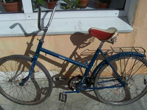 Ремонт велосипеда своими руками. Пытаемся починить советский «Салют»