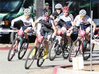 Горные велосипеды кросс-кантри XC